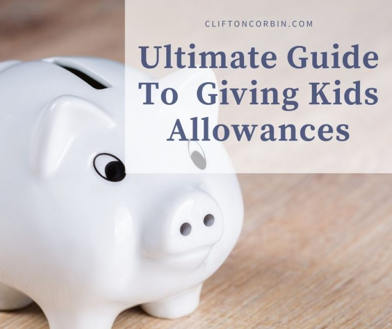 Ultimate Guide to Giving Kids Allowances